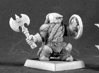 Kragmarr, Dwarf Capatin