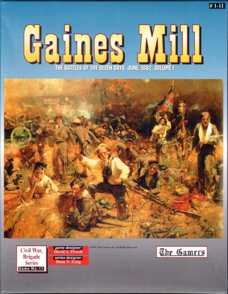The Gamers: Gaines Mill