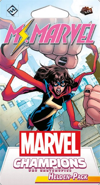Marvel Champions: Ms. Marvel (Helden-Pack)