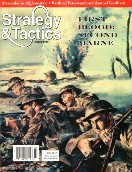 Strategy & Tactics# 248 - Second Marne 1918