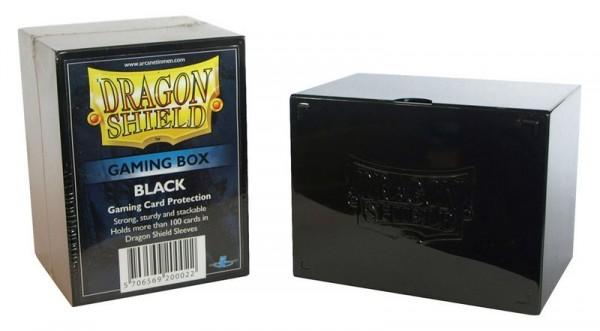 Dragon Shield: Gaming Box 100 (Schwarz)