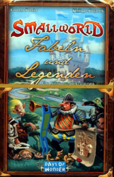 Small World: Fabeln und Legenden