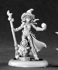 Krissy, Modern Witch