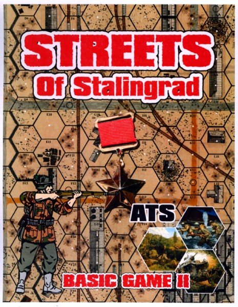 Critical Hit: ATS: Basic Game II - Stalingrad