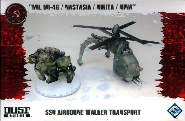 SSU: MIL MI-46 / Nastasia / Nikita / Nina - Airborne Walker Transport