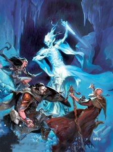 Art Sleeves: Tomb of Ice (50)