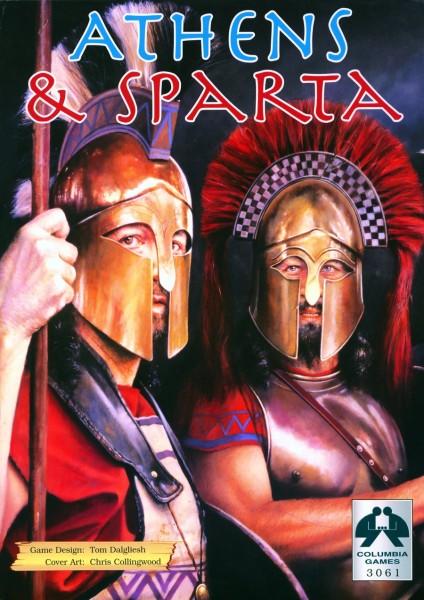 Columbia Games:Athens & Sparta