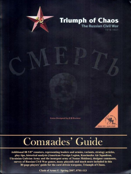 Triumph of Chaos - Comrade Guide