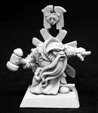 Thengil Irontongue, Dwarf Priest