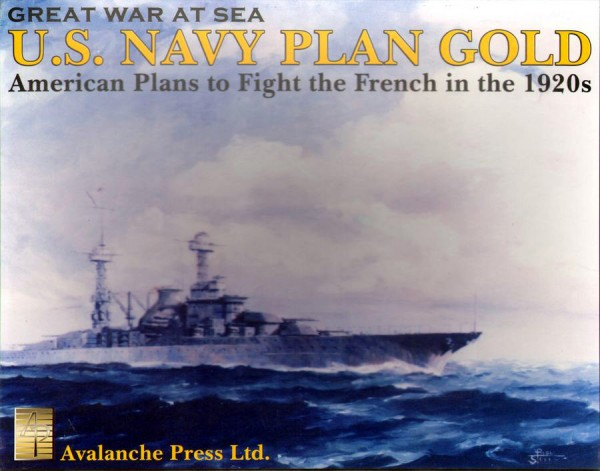 Great War at Sea - Plan Gold