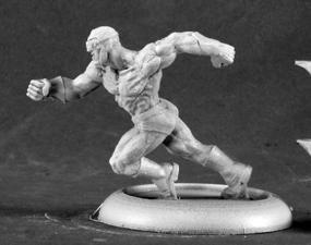 Zenith, Superhero