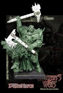 Lord of Chaos - Axe & Hammer