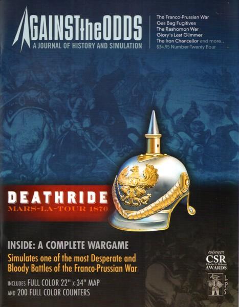 Against the Odds: Deathride - Mars la Tour