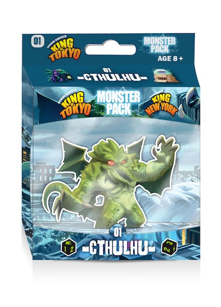 King of Tokyo/New York - Monster Pach Cthulhu