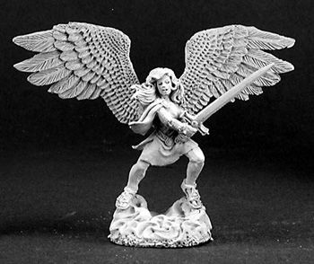 Ithuriel, Female Angel
