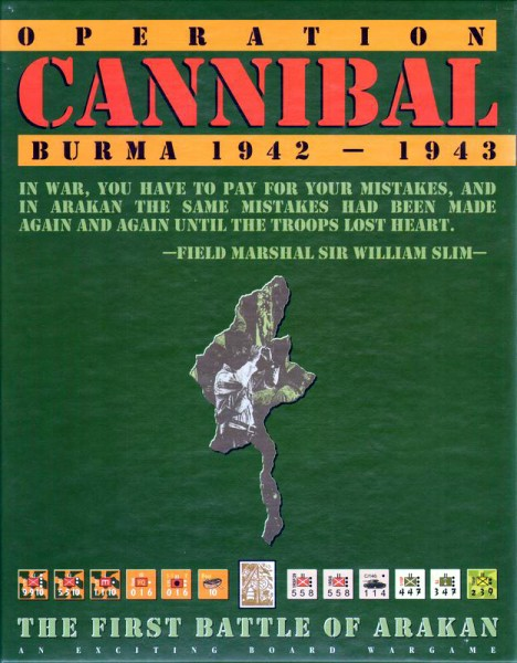 Avalanche Press: Operation Cannibal
