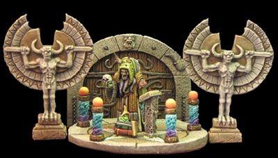 Refugium des Hexers