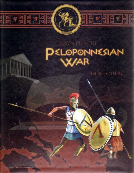 Epic of the Peloponnesian War - 431 B.C. - 404 B.C