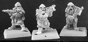 Dwarf Crossbowmen (3)