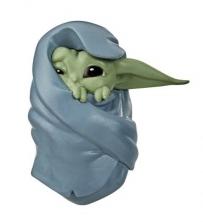 Star Wars - The Mandalorian Baby Bounty Blanket Mini-Figure