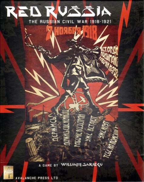 Red Russia: Russian Civil War 1918 - 1921