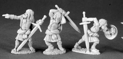 DHL Classics: Highlanders