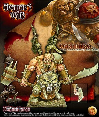 Ogre Hero