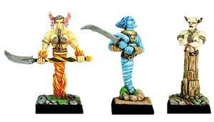 Krieger der Elementale