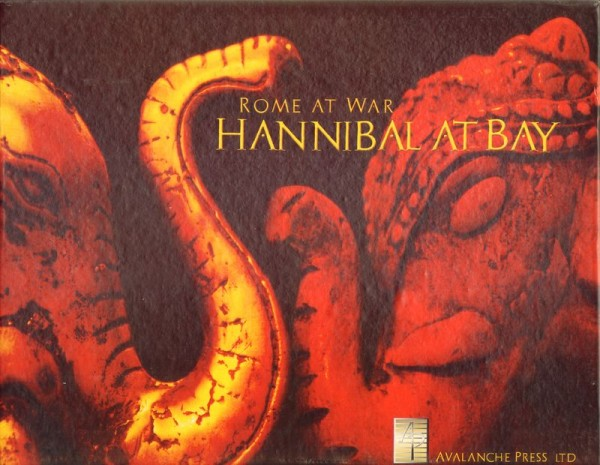 Avalanche Press: Rome at War: Hannibal at Bay