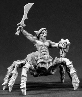 Isiri Arachnid Warrior