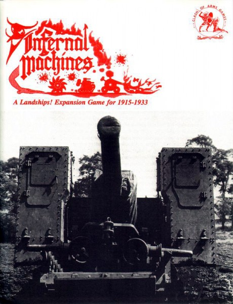 Infernal Machines - A Landships! Expansion Game for 1915 - 1933
