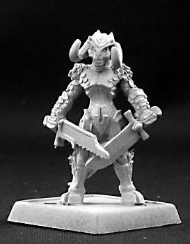 Darkspawn Demon Warrior