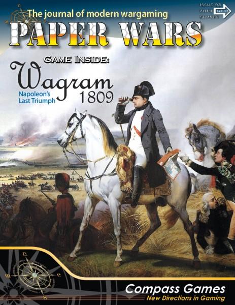 Paper Wars #93 - Wagram 1809