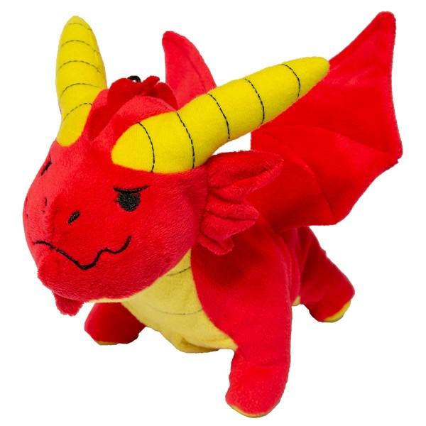 Dice Pouch: D&D Plush - Red Dragon