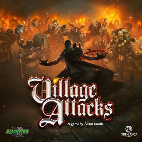 Village Attacks - Core Game EN