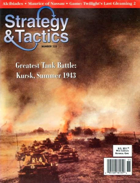 Strategy & Tactics# 225 - Kursk, Summer 1943