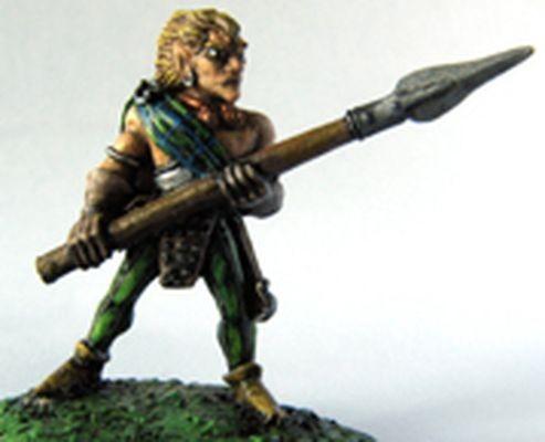 Wood Elf Spear 2