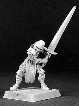 Unforgiven, Crusader Grunt