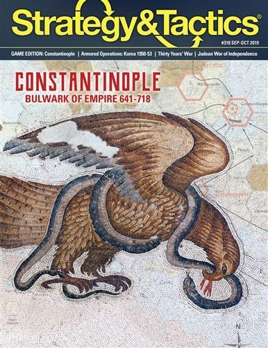 Strategy & Tactics# 318 - Constantinople