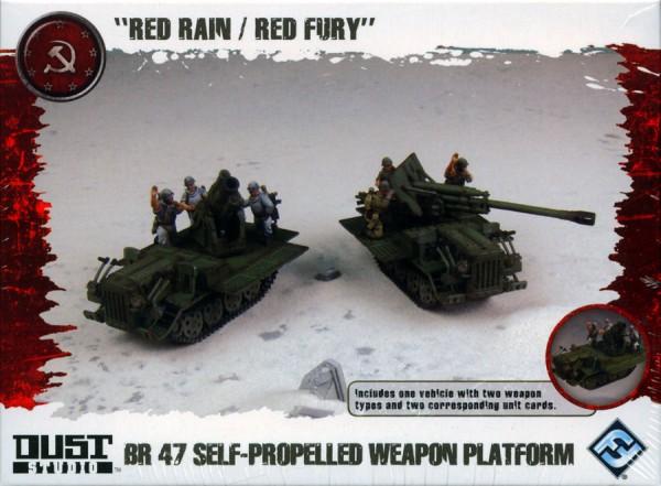 SSU: Red Rain / Red Fury - BR-47 Self Propelled Weapon Platform