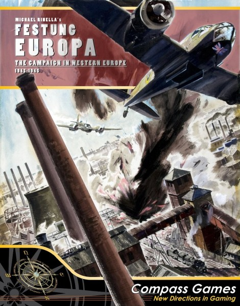 Festung Europa: The Campaign for Western Europe, 1943–1945