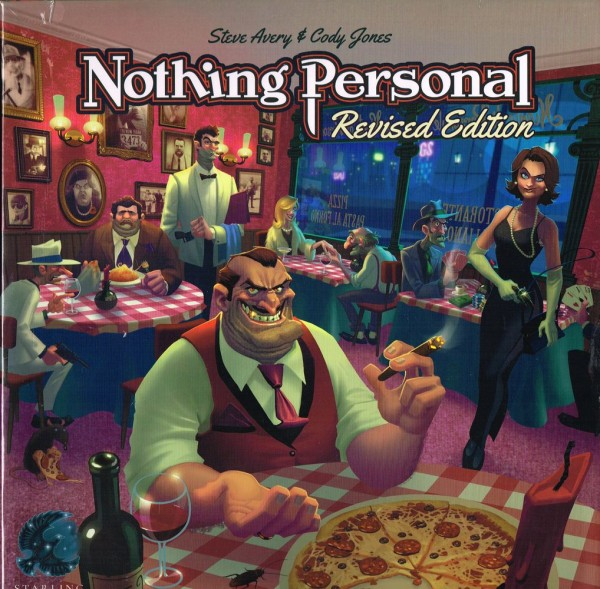 Nothing Personal - Revised Edition