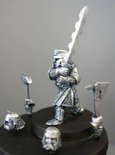 Nain, multi-part dwarf