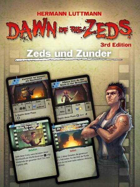 Dawn of the Zeds: Erweiterung - Zeds und Zunder