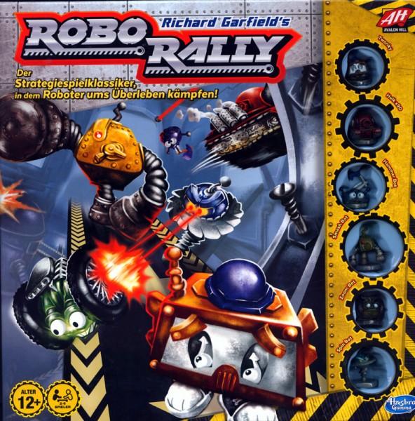 Robo Rally - DE