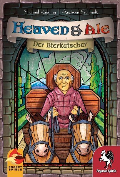 Heaven & Ale: Bierkutscher Erweiterung