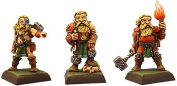 Der Zwerg, 3-Stage-Character