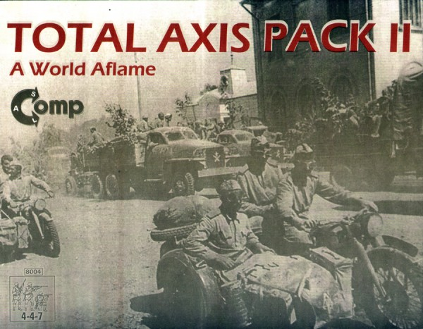 ASL: Total Axis Pack 2 - World Aflame