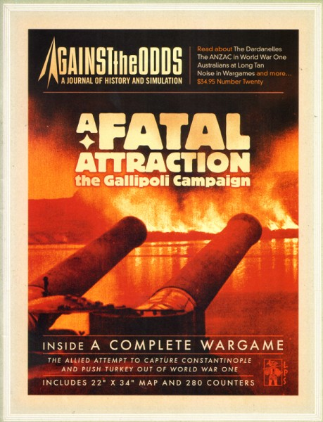 Against the Odds: Gallipoli - Fatal Attraction