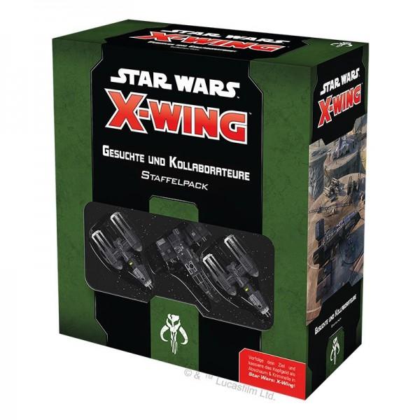 Star Wars X-Wing 2: Gesuchte und Kollaborateure Staffelpack